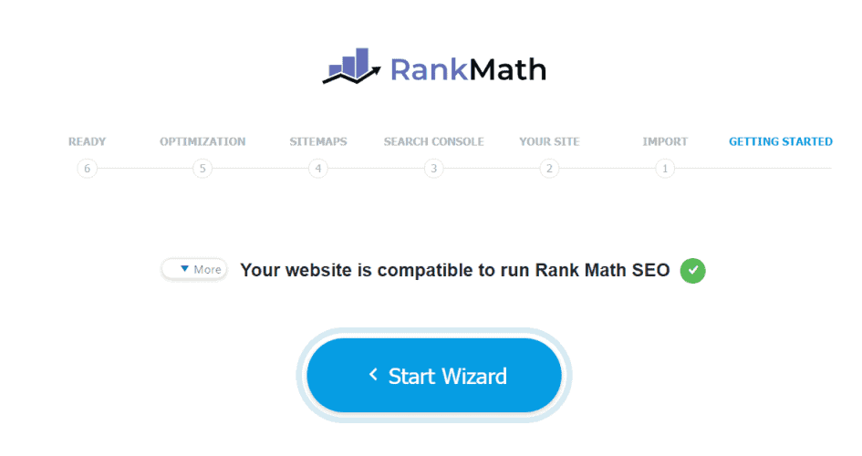 wizard RANK MATH