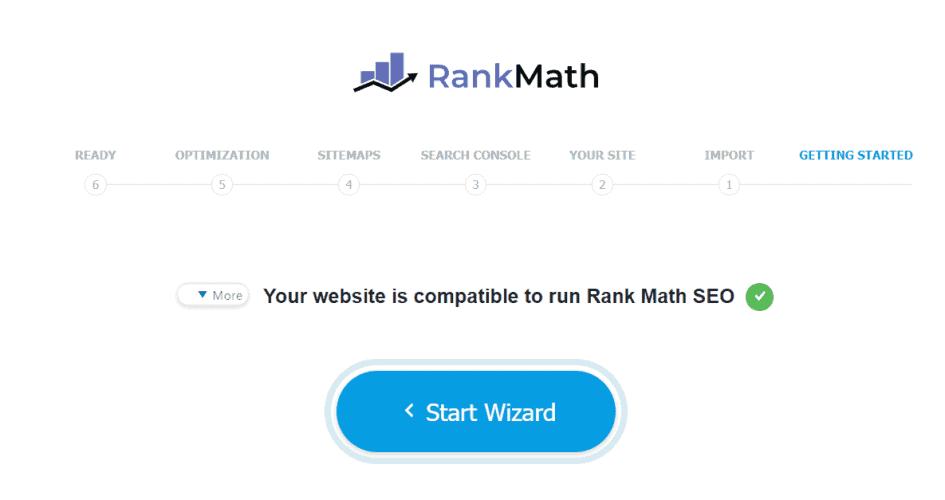 wizard RANK MATH