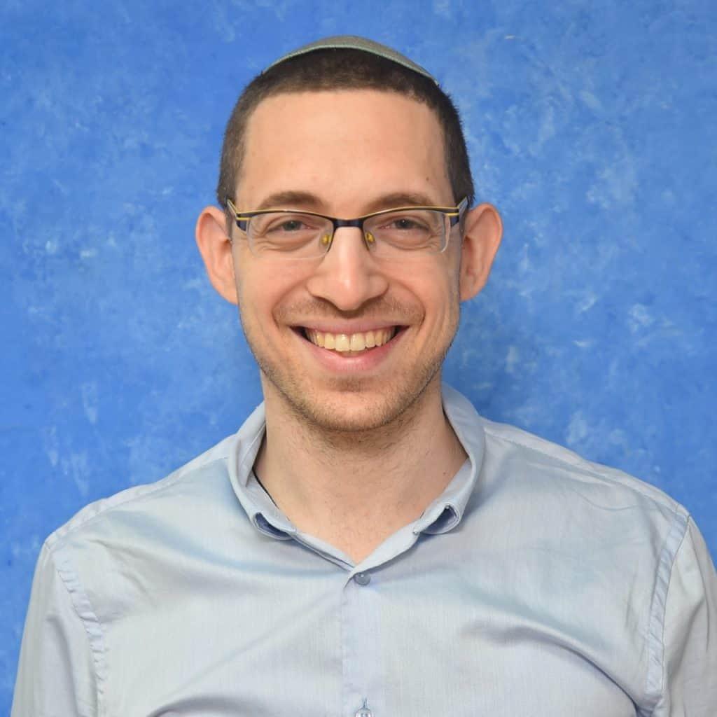 שמעון לייזרוביץ סגן מנהל מחלקת קידום אתרים