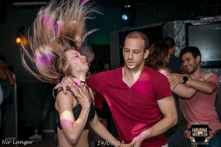 ריקוד חיובי וריקוד שלילי